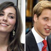 Auch Prinz William soll angeblich seiner Kate per Kurznachrichten das Liebes-Aus angedroht haben.