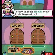 Im Bereich WarioWare, Inc. findet der Spieler den Editor zum Selbstbasteln und den Jobmarkt, mit dem sich bereits auf dem Spielmodul vorhandene Spiele freischalten lassen.