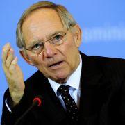 Finanzminister Wolfgang Schäuble.