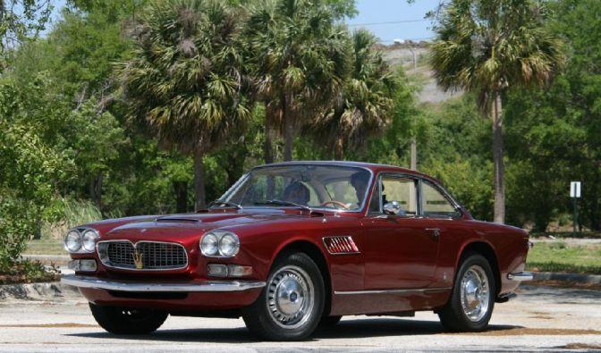 Che bello: Eine der schönsten Karosserien, die je gebaut wurde, kommt aus dem Hause Maserati - der 3500 Coupé GTi Sebring II.