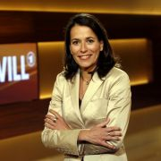 Beliebteste Polit-Talkshow: 2010 konnte Anne Will die meisten Zuschauer für sich verzeichnen.