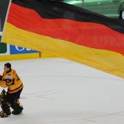 Keeper Dennis Endras war gegen die Schweiz Deutschlands Bester.
