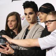 Unangefochten an der Spitze: Tokio Hotel wurden zum elften Mal mit einem Comet-Preis ausgezeichnet. Dieses Mal als Bester Live-Act.