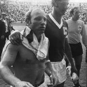 Kapitän bei den WM's 1966 und 1970: Uwe Seeler.