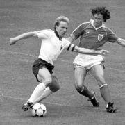 Kapitän bei den WM's 1982 und 1986: Karl-Heinz Rummenigge.