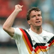 Kapitän bei den WM's 1990 und 1994: Lothar Matthäus.