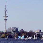 und Hamburg an fünfter Stelle.