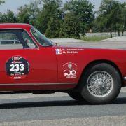 Beim Finish ließ der Wagen allerdings zu Wünschen übrig, Alfa musste die Massenproduktion erst noch lernen.