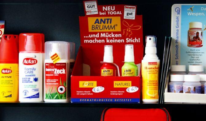 Repellent (Foto)