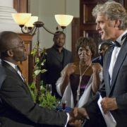 Sebastian Gerber (Walter Sittler) ist der neue deutsche Botschafter in Sambia.