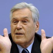 Ex-Wirtschaftsminister Michael Glos (CSU)
