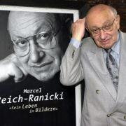 Marcel Reich-Ranicki: Eine Ausstellung gab es zum 80. Geburtstag im Jahr 2000.
