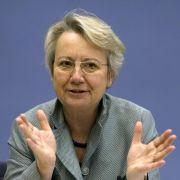 Bildungsministerin Annette Schavan (CDU): Sicherlich auch eine Wunschkandidatin von Angela Merkel. Denn die Kanzlerin weiß, dass sie sich auf Schavan als Staatsoberhaupt verlassen könnte.