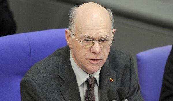 Ein weiterer heißer Kandidat der CDU: Bundestagspräsident Norbert Lammert. Er gilt als selbstbewusst genug, um sich das Amt zuzutrauen. Außerdem ist er ein guter Redner.