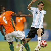 Angel di Maria könnte der junge Superstar der WM werden.