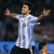 Sergio Agüero könnte zum jungen Superstar der WM werden.