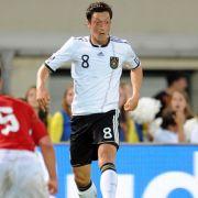Mesut Özil könnte der junge Superstar der WM werden.