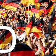 D wie Deutschland. Wird es wieder ein Sommermärchen wie 2006?