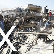 ... wie x Gründe, verzweifelt zu sein: Eigentlich ist dieses Jahr bisher erschütternd, wenn man an das schlimme Erdbeben von Haiti oder die Missbrauchsfälle oder an die Ölpest vor den USA denkt, die wohl noch den ganzen Sommer weitergeht. Schreckliches 20