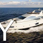 ... wie Yacht: Manche Leute haben wenig Sorgen und viel Geld. Sie verbringen den Sommer nicht am Strand, sondern gleich auf dem Meer.