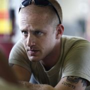 Ben Foster spielt den Seargent Will Montgomery im Film The Messenger.