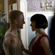 Ben Foster und Jena Malone im Film The Messenger.