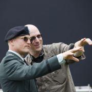 Regisseur Oren Moverman und Schauspieler Woody Harrelson.