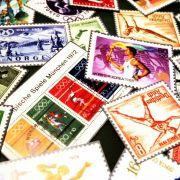 ... sind für den Sammler die Briefmarken.