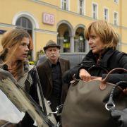 Anke Engelke hat eine kleine Rolle in der Krimi-Reihe Kommissarin Lucas.