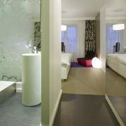 Auch die All Seasons Hotels wird von Accor als Low-Budget-Kette betrieben - in Asien und Europa. Die Zimmer sind ab 50 Euro zu haben und durchaus stylish - wie hier in Hamburg.