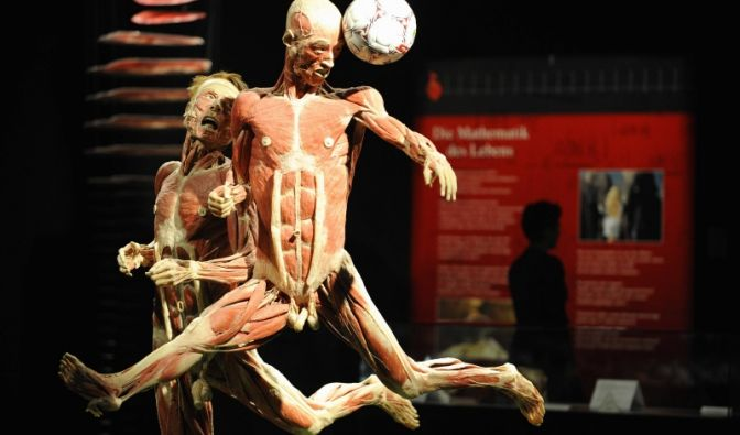 Fußballer (Foto)