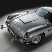 Der 1964er Aston Martin DB5, mit dem James Bond in den Filmen Goldfinger und Thunderball gefahren ist, kommt im Herbst unter den Hammer.