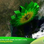Das BP-Logo neu designt.