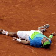 Auf der roten Asche ist Nadal einfach nicht zu schlagen.