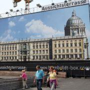 ... gelegt ist der Wiederaufbau des Berliner Stadtschlosses. Damit soll erst 2014 begonnen werden. Draufzahlen ...