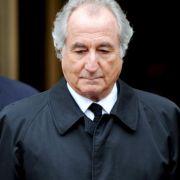 Der US-Milliardenbetrüger Bernard Madoff wurde im Juni 2009 zu 150 Jahren Gefängnis verurteilt.