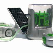 Wasserstoff-Auto.