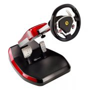Ferrari-Cockpit