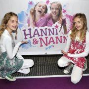 Jana und Sophia Münster schlüpfen in die Zwillingshauptrolle bei Hanni und Nanni.