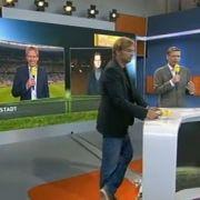 Schalte mit Schwierigkeiten: Die Herren Klinsmann, Bierhoff, Klopp und Jauch.