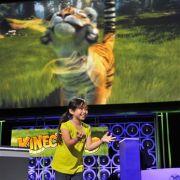 Microsoft präsentierte schon vor der Eröffnung der E3 sein neues Steuerungssystem Xbox Kinect.