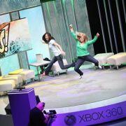 Mit Xbox Kinect bleibt es nicht nur bei Gesten mit den Händen.