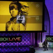 Xbox Kinect reagiert nicht nur auf Gesten. Auch Sprachbefehl werden akzeptiert.