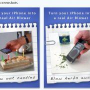 Die Blower App