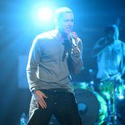 Publisher Activision ließ für die Vorstellung seiner Neuheiten extra Rapper Eminem antreten.