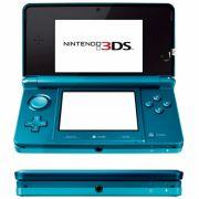 Nintendo 3DS in blau
