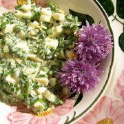 Auch Salate sind nicht ohne - vor allem, wenn Eier und Saucen auf Mayonnaise-Basis enthalten sind.
