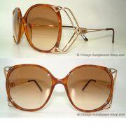 Wie in den vergangenen Jahren sind Over-Size-Brillen auch in dieser Saison beliebt - vor allem bei Frauen.