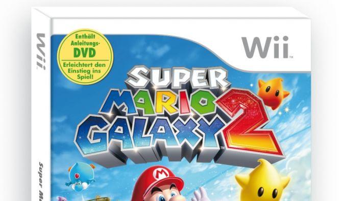 Auf der Jagd nach Münzen und dem obligatorischen Kampf mit Fieslingechse Bowser: Super Mario.