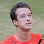 Als einziger Deutscher ist Philipp Kohlschreiber in Wimbledon gesetzt.